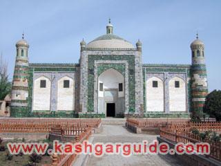 Kashgar Apak Hoja Tomb