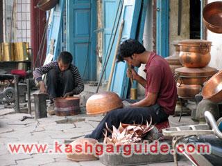 Kashgar Handicraft Street