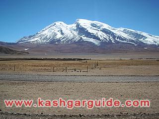 Mt. Muztagh Ata