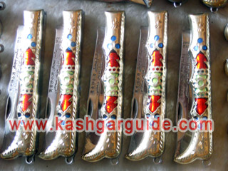 Yegisar knife factory