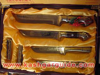 Yegisar knife factory