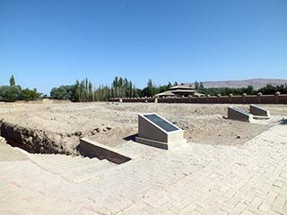 Astana Ancient Tombs