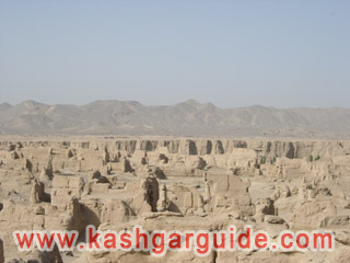 Jiaohe Ancient City