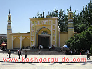kashgar id-kah mosque