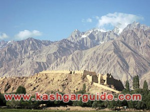 3-Day Karakul Lake,Tashkurgan and Oytagh Glacier Tour