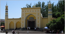 Kashgar Id Kah Mosque Photos