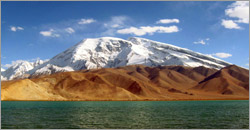 Karakul Lake Photos