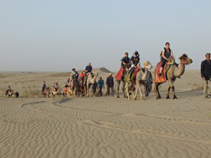 9-Day Taklamakan Desert Adventure Tour
